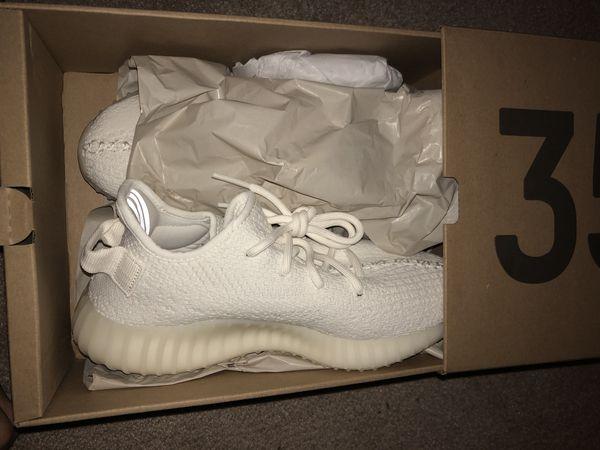 pretty nice de94c 6834a adidas Yeezy Boost 350 V2 Cream/Triple White for Sale in Tempe, AZ - OfferUp
