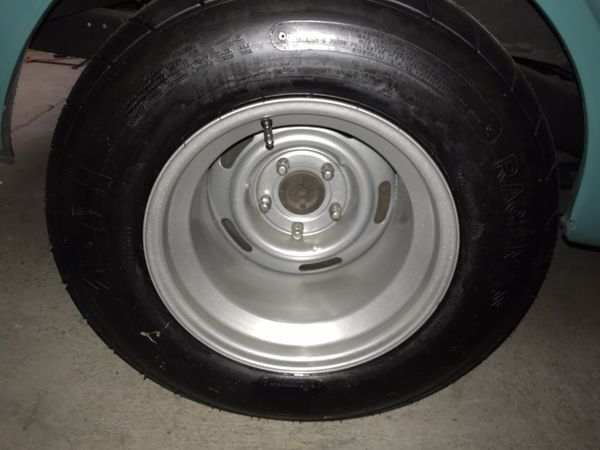 Race Master 32550r15 And Rallys Wheels 15x12 For Sale In San
