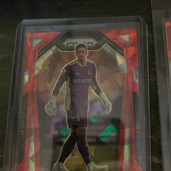 Fulham Lot Areola Red Prism, Tim Team Red Prism Thumbnail