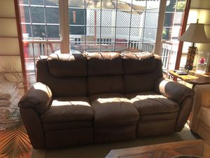 Reclining Couch for Sale in Fairfax Station, VA