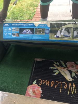 2-in-1 Lighted Tent for Sale in Greenbelt, MD