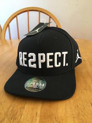 e0958e4f93a94 ... denmark brand new nike air jordan respect snapback hat derek jeter  yankees for sale in la