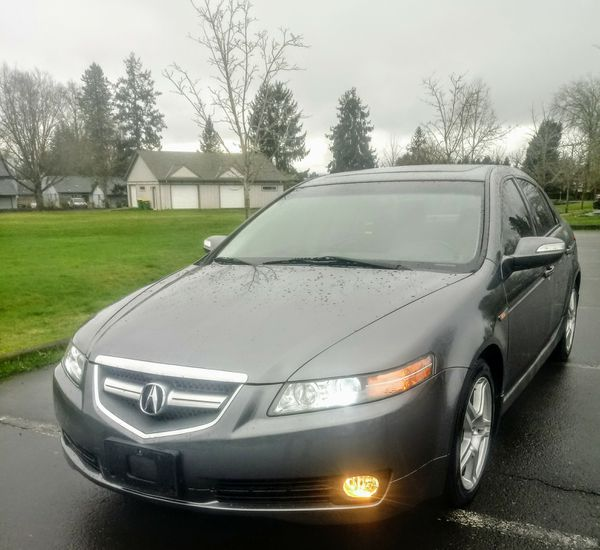 2008 Acura TL Only 122K Miles For Sale In Tualatin, OR