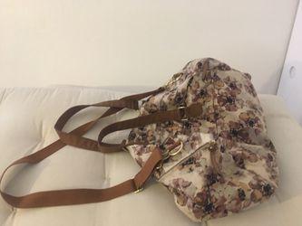 Tavel bag, flowered Thumbnail