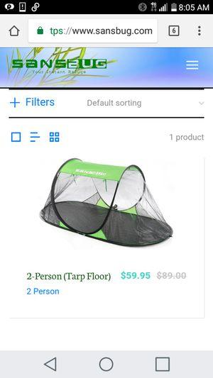 Sansbug Tent for Sale in Philadelphia, PA