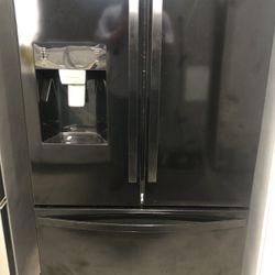 Refrigerator Kenmore Black  Thumbnail
