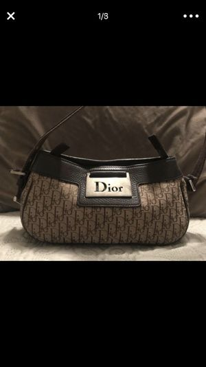 Authentic Dior mini shoulder bag for Sale in Alexandria, VA