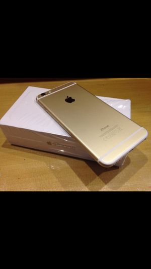 iPhone 6 Gold for Sale in Springfield, VA