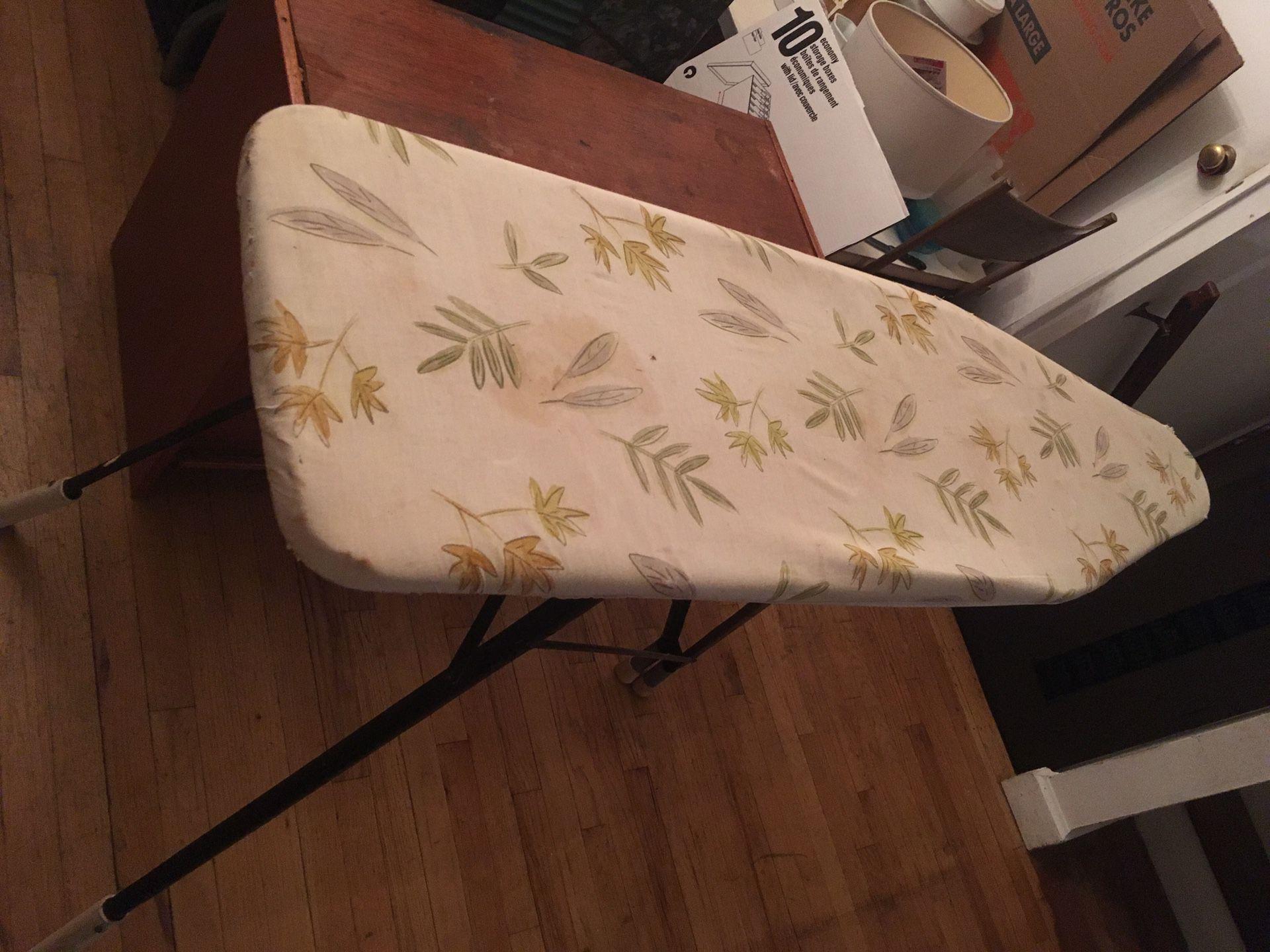 Ironing board 9$