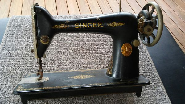 40 Model 40 Singer Sewing Machine For Sale In Monroeville PA Fascinating Singer Sewing Machine 66