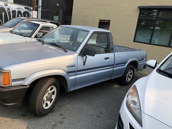 1988 Mazda B2200 for Sale in Seattle, WA - OfferUp