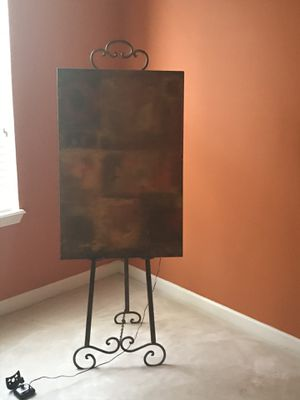 Painting with stand for Sale in Orlando, FL