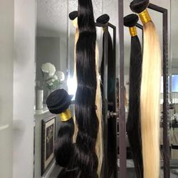 Hair Bundles In Different Lengths Starting At $90 Thumbnail
