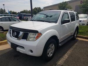 2007 Nissan Pathfinder S for Sale in Fairfax, VA
