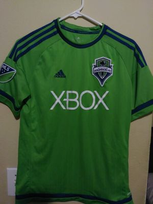 Original Seattle Sounders shirt kids for Sale in Tacoma, WA