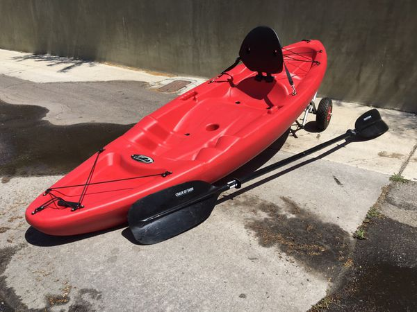 Kayak ClearWater Mist 8 6 for Sale in Long Beach, CA - OfferUp