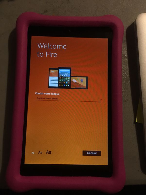 Amazon Kindle Fire HD 7 Kids Edition for Sale in New Haven, CT - OfferUp