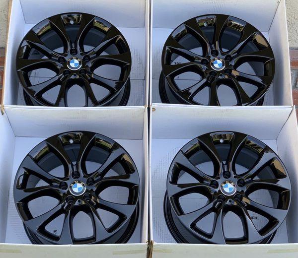 "19"" BMW X5 Black OEM Wheels For Sale In Huntington Beach"