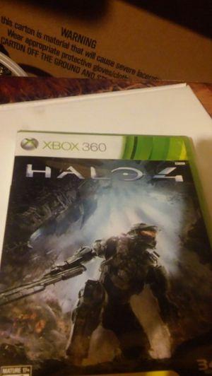 Used, Halo xbox 360 new for sale  Tulsa, OK