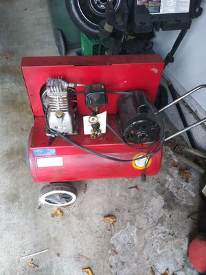 14 gal compressor for Sale in Olympia, WA