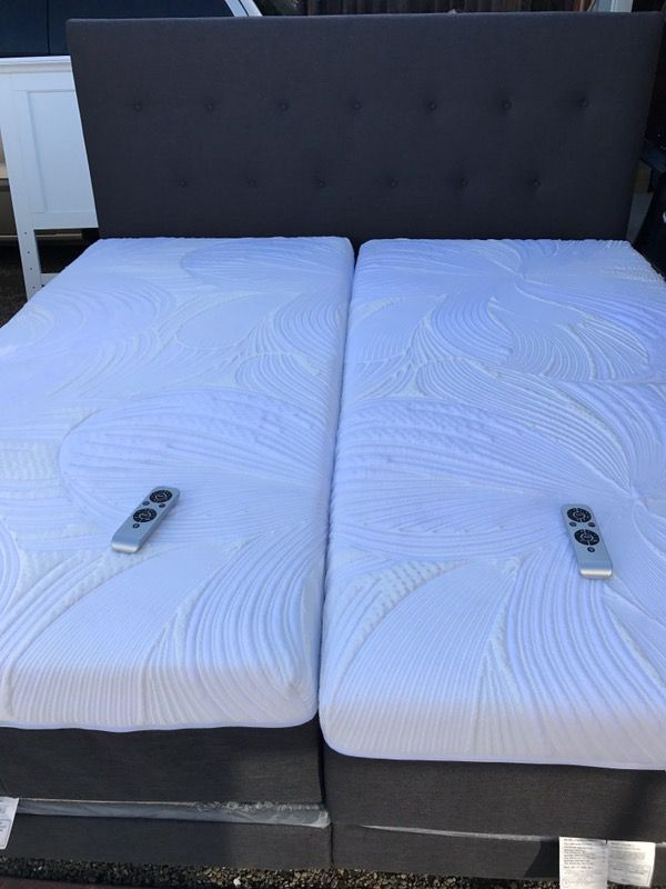 Reverie Dream Supreme 8x Sleep System Adjule Beds King Split