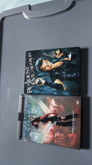 resident evil movies for Sale in Frederick, MD