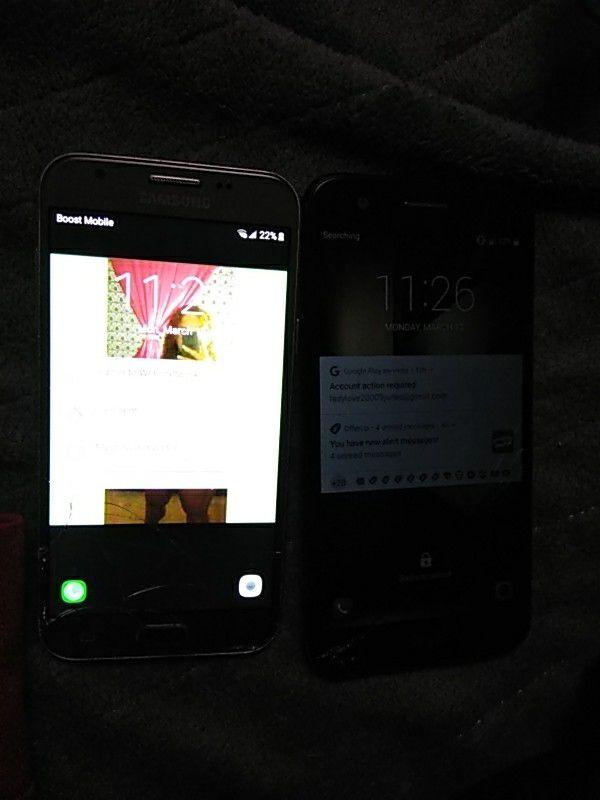 Samsung and lg