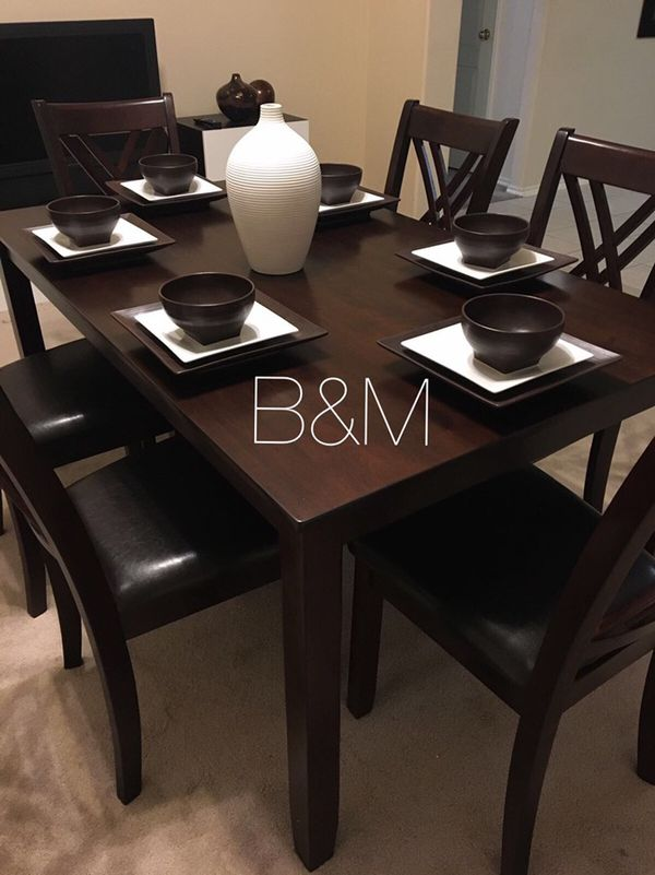 Brand New Dining Table Set Embled Houston