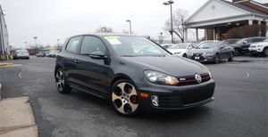 2012 VW GTI WITH ONLY 77K MILES!!! for Sale in Chantilly, VA