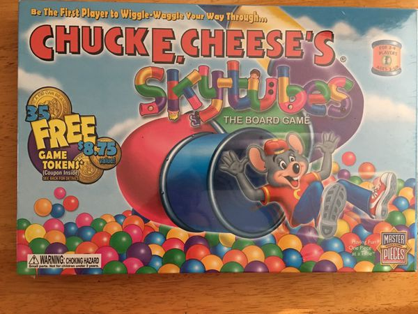 chuck e cheese game app