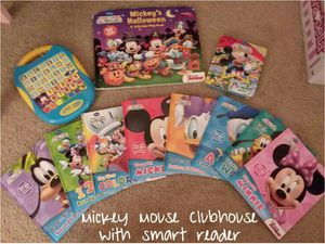 📚 Mickey/Minnie Mouse Clubhouse books 📚 for Sale in Manassas, VA