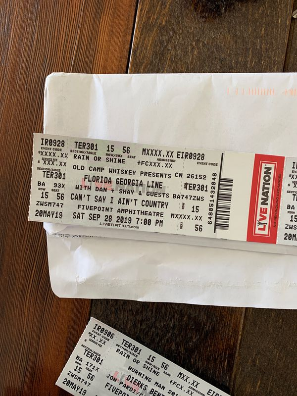 New and Used Tickets for Sale in La Puente, CA - OfferUp
