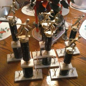 Horse Shoe trophies! for Sale in Cumberland, VA
