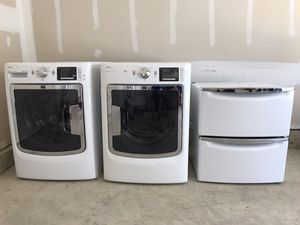 Maytag MAXIMA MCT Commercial Technology Washer and Dryer for Sale in Ellicott City, MD