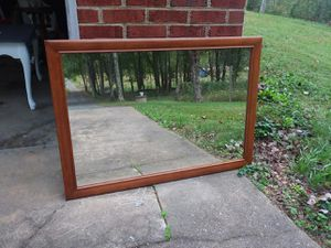 Solid wood mirror for Sale in Stafford, VA