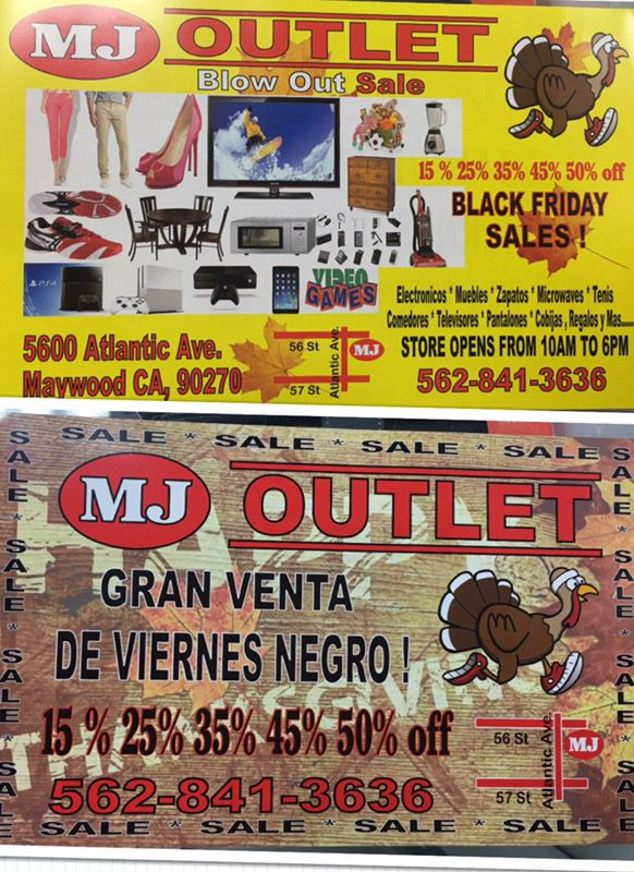 MJ Outlet for Sale in Maywood, CA - OfferUp