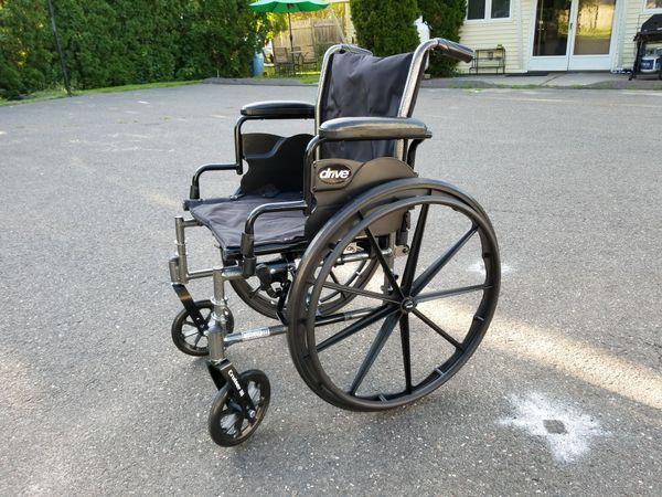 Drive Cruiser III wheelchair for Sale in Bristol, CT - OfferUp