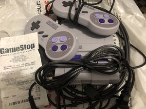 Nintendo Classic for Sale in Glen Burnie, MD
