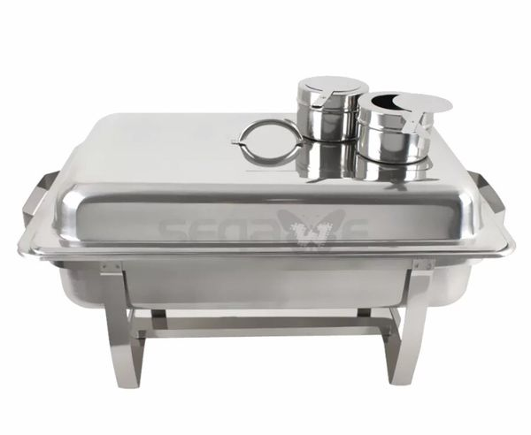 Gibson Home Langston Chafing Dish Set