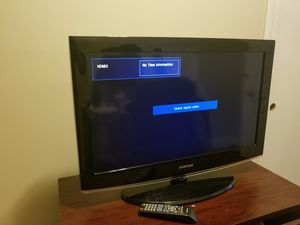 "32"" Sumsung Tv for Sale in Brambleton, VA"