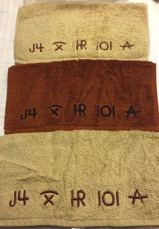 3 Decorative Hand Towels for Sale in North Richland Hills, TX - OfferUp