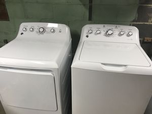 New GE Washer and Dryer: Fairfax, VA for Sale in Fairfax, VA