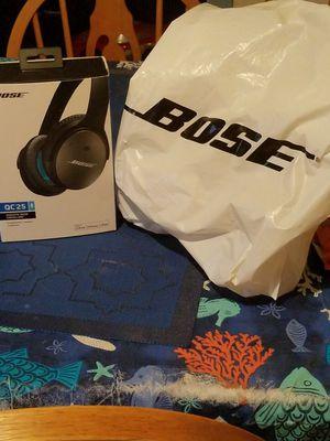 Bose Qc (Quiet Comfort) 25 Headphones for Sale in Appomattox, VA