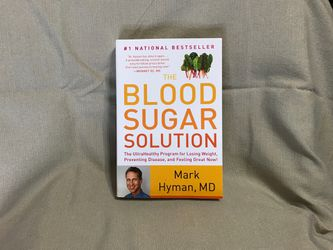 The Blood Sugar Solution Thumbnail
