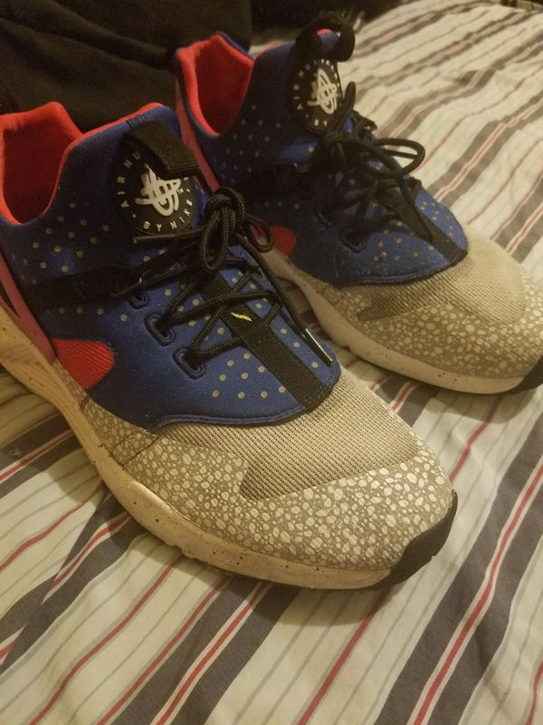 cf137c09b3f8 Nike Air Huarache Run Ultra Mens Size 11 for Sale in Bronx