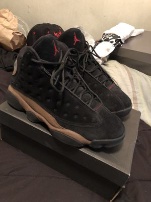 olive green RETRO 13s size 8 for Sale in Washington, DC
