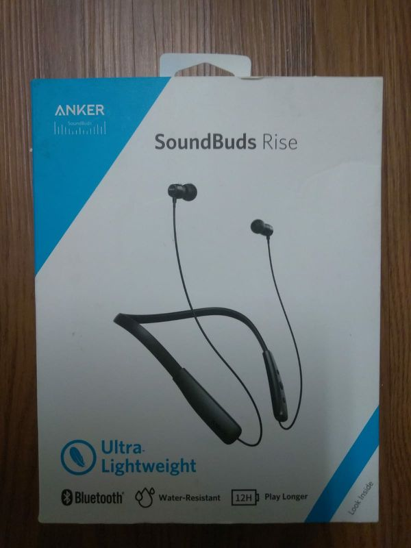 2d698dfab63 Anker SoundBuds Lite Bluetooth Headphones, Wireless for Sale in ...