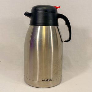 Photo Stainless Steel Aladdin Coffee Pot/Thermos