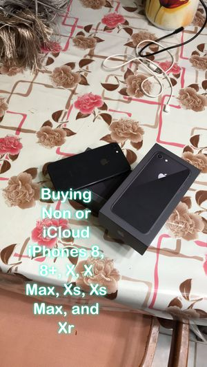 iCloud or no iCloud for Sale in College Park, MD