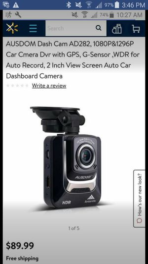 New dash cam $40 for Sale in St. Louis, MO